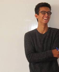 Large photo prof